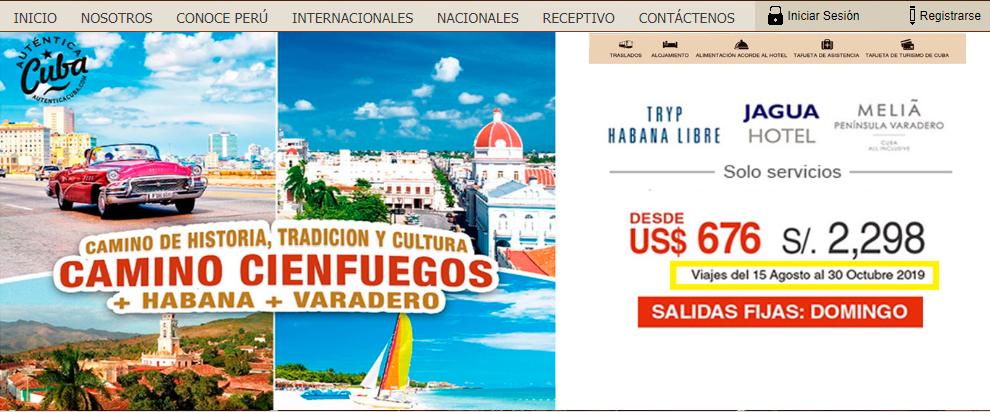 Travel Group Perú