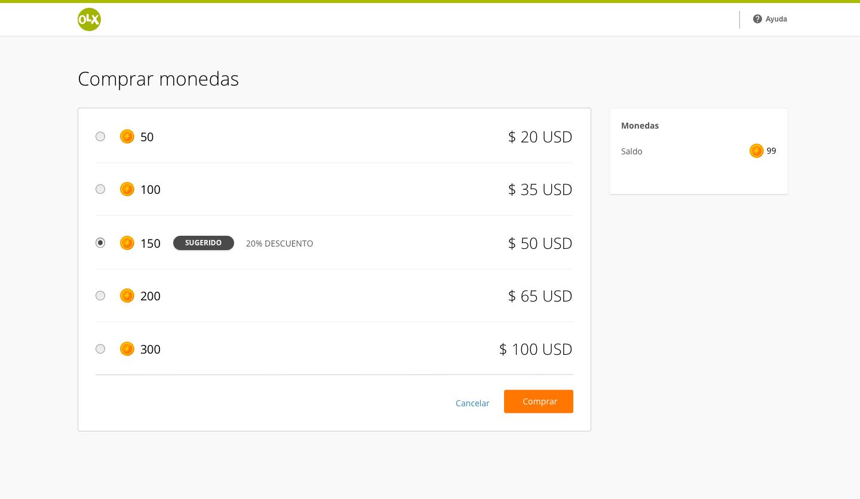 Comprar Monedas Olx