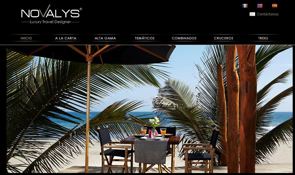 Novalys Luxury Travel Designer Perú