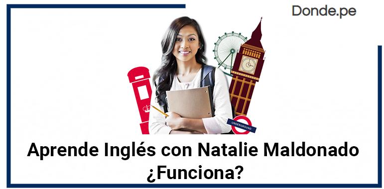 Aprende Natalie Maldonado