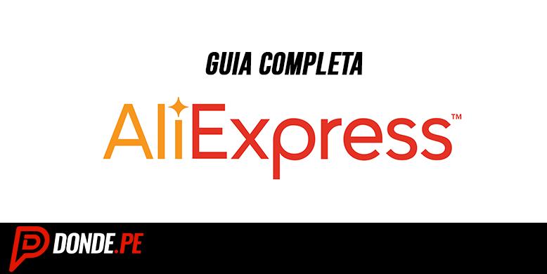 Aliexpress Peru Guia